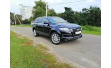 Audi Q7 2009 7 мест