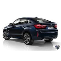 BMW X6 синий 2015
