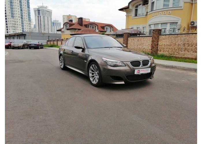 Аренда BMW M5 2008 г.