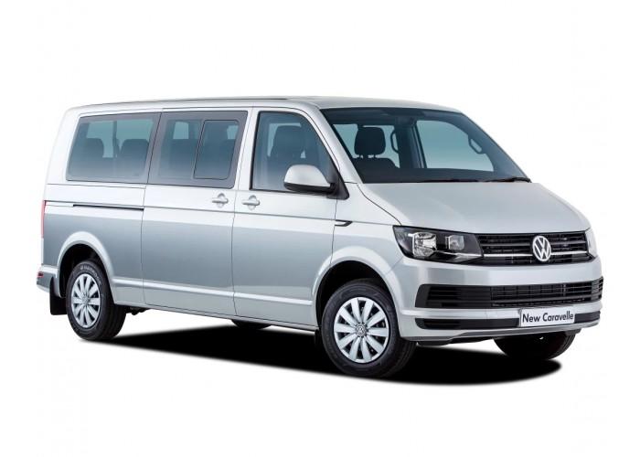 Volkswagen Caravelle 2012