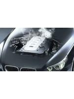 Признаки и причины перегрева двигателя автомобиля