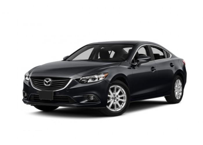 Аренда Mazda 6 2014г. для выезда за границу